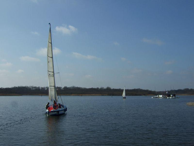 Sail Training Weekend 2012